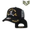 라피드 도미넌스(Rapid Dominance) [Rapid Dominance] RD - Embroidered Military Baseball Caps  Special RD (Black) - 라피드 도미넌스 스폐셜 그린베레 캡모