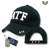 [Rapid Dominance] JW- Embroidered Law Enforcement Caps. ATF Black - ���ǵ� ���̳ͽ� ������籹 ĸ����