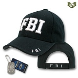 [Rapid Dominance] JW- Embroidered Law Enforcement Caps. FBI Black - ���ǵ� ���̳ͽ� �̿�����籹  ĸ����
