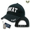 라피드 도미넌스(Rapid Dominance) [Rapid Dominance] JW- Embroidered Law Enforcement Caps. SWAT (Black) - 라피드 도미넌스 특수기동대 캡모자 (블랙)