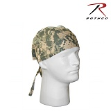 [Rothco] ACU Digital Headwrap - �ν��� ACU ��左 �ΰ�