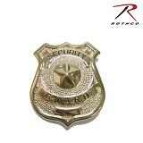 [Rothco] Gold Security Guard Badge - �ν��� �̱� ��ȣ�� ��¡ ����