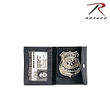 [Rothco] Leather Police I.D./Badge Holder - �ν��� ����ǥ�� ��������/���� Ȧ����