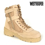 [WestRooper��] Tactical SWAT Desert Zipper Boot - ����Ʈ���� ���� �縷�� ����Ʈ ����/���ȭ