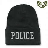 [Rapid Dominance] Military / Law Long Beanies Police Black - ���ǵ� ���̳ͽ� �� �պ��