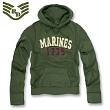 [Rapid Dominance] R45 Military Pullover Hoodies Marines Olive - ���ǵ� ���̳ͽ� ���غ� Ǯ���� ���� �ĵ� (�ø���)