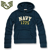 [Rapid Dominance] R45 Military Pullover Hoodies Navy Navy - ���ǵ� ���̳ͽ� ���ر� Ǯ���� ���̺� �ĵ� (���̺�)