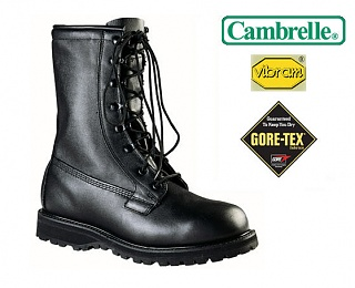 G.I. GORE-TEX Lined Leather Combat Boots - ����ؽ� ����/������� ��ü��