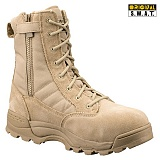 "[Original S.W.A.T] 1260 Classic 9"" Tan Safety Toe Side Zip - �������� ����Ʈ Ŭ���� 9��ġ ���̵� ���� ������� (Tan)"
