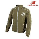뉴발란스(New Balance) [New Balance] US Marine Corps Running Suit Jacket - 뉴발란스 미해병 트레이닝복 상의