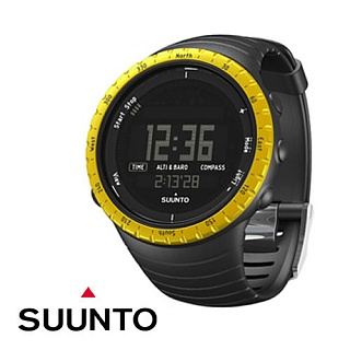[Suunto] Core Black Yellow 5010 - ���� �ھ� �? ���ο�