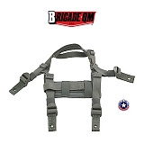 브리게이드(Brigade Quartermasters) [Brigade] ACH 4 Point Retention Chin Strap - 브리게이드 4포인트 고정 턱끈