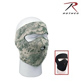 [Rothco] Reversible Neoprene Facemask ACU/Black - �ν��� �׿����� ��� Ÿ�̰Ÿ���ũ