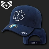 라피드 도미넌스(Rapid Dominance) [Rapid Dominance] JW- Embroidered Law Enforcement EMT Cross Cap (Navy) - 라피드 도미넌스 EMT 크로스 캡모자 (네이비)