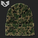 [Rapid Dominance] Cuff Beanies Watch Caps Woodland Digital - ���ǵ� ���̳ͽ� ����ȼ� ���