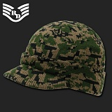 [Rapid Dominance] Camouflage Jeep Caps/Visor Beanies Woodland Digital - ���ǵ� ���̳ͽ� ����ȼ� ¤ ���
