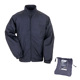 [5.11 Tactical] Packable Jacket Navy - �ѿ��̺� �޴�� ���� ���̺�
