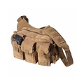 [5.11 Tactical] Bail Out Bag - ���� �ƿ� �� (FDE)