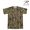 [Rothco] Smokey Branch Camo T-shirt - �ν��� ����Ű �귣ġ ������� ���� Ƽ����