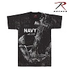 [Rothco] Vintage Black U.S. NAVY Anchor T-Shirt - �ν��� ��Ƽ�� �? ���ر� ���̺� Ƽ����