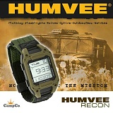 험비(Humvee) [Campco] Humvee Recon Watch (OD) - 캠프코 험비 리콘 시계 (OD)
