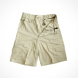 ELITE Tactical Ripstop Shorts - ����Ʈ ��Ƽ�� ����ž �ݹ��� (ź��)