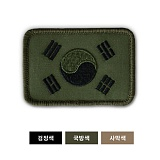 Korea Flag Patch - 2010���� ��ũ�� �±ر� ��ġ ������