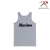 [Rothco] Marine Gray Physical Training Tank Top - �ν��� ���� ������ Ʈ���̴� �μҸ� ����