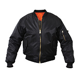 [Rothco] Ultra Force Black MA-1 Flight Jacket - �ν��� ��Ʈ������ �? MA-1 �װ�����