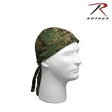 [Rothco] Woodland Digital Headwrap - �ν��� ����ȼ� ��左 �ΰ�