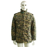U.S Field Jacket Woodland Digital - U.S �ʵ����� ����ȼ�