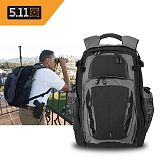 [5.11 Tactical] Covrt 18 Backpack ASPHALT - 5.11��Ƽ�� �ڹ�Ʈ18 ���� (ASPHALT)