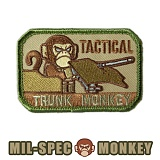 [Mil-Spec Monkey] Tactical Trunk Monkey (Multicam) - �н��� ��Ű ��ġ ��Ƽ�� Ʈ��ũ ��Ű 0001 (��Ƽķ)