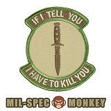 [Mil-Spec Monkey] If I Tell you (ARID) - �н��� ��Ű ��ġ ���� ���� �� �� 0064 (�ָ���)