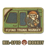 [Mil-Spec Monkey] Flying Trunk Monkey (Multicam) - �н��� ��Ű ��ġ �ö��� Ʈ��ũ ��Ű 0066 (��Ƽķ)