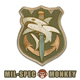 [Mil-Spec Monkey] Tac Shark (Multicam) - �н��� ��Ű ��ġ �� ��ũ 0086 (��Ƽķ)