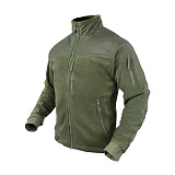 [CONDOR] Alpha Micro Fleece Jacket OD - �ܵ��� ���� ����ũ�� �ø��� ���� (OD)
