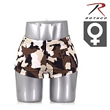 [Rothco] Womens Desert Camo Hot shorts - �ν��� ����Ʈ ī�� ������ (������)