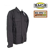 Mil-Spec Plus BDU Jackets Black - �н��� �÷��� BDU ���� �?