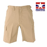 [Propper] Khaki BDU ZIP-FLY SHORT - ������ īŰ BDU �ݹ���