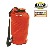 메이저 서플러스&서바이벌(Major Surplus&Survival) [Major Surplus&Survival] Waterproof Rafting Bags 30 Liter - 휴대용 워터백 30리터