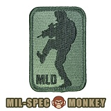 [Mil-Spec Monkey] Major League Doorkicker (ACU/Dark) - �н��� ��Ű ��ġ ������ ���� ����ŰĿ 0028 (ACU/��ũ)