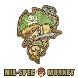 [Mil-Spec Monkey] Pirate Girl (ARID) - �н��� ��Ű ��ġ ���̷�Ʈ �� 0059 (�ָ���)