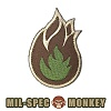 [Mil-Spec Monkey] Fire Ball (ARID) - �н��� ��Ű ��ġ ���̾� �� 0074 (�ָ���)