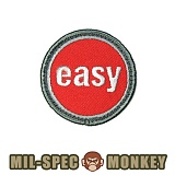 [Mil-Spec Monkey] Easy Botton (COLOR) - �н��� ��Ű ��ġ ���� ��ư 0078 (����)