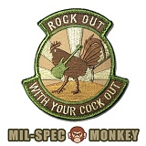 [Mil-Spec Monkey] Rock Out (ARID) - �н��� ��Ű ��ġ �� �ƿ� 0079 (�ָ���)