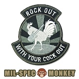 [Mil-Spec Monkey] Rock Out (SWAT) - �н��� ��Ű ��ġ �� �ƿ� 0079 (����Ʈ)
