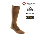 [FoxRiver] Maximum Boots Sox Coyote Brown - ���� �ƽø� ���� �縻 (�ڿ��׺���)