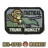 [Mil-Spec Monkey] Tactical Trunk Monkey (SWAT) - �н��� ��Ű ��ġ ��Ƽ�� Ʈ��ũ ��Ű 0001 (����Ʈ)