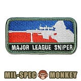 [Mil-Spec Monkey] Major League Sniper (COLOR) - �н��� ��Ű ��ġ ������ ���� �������� 0040 (�÷�)